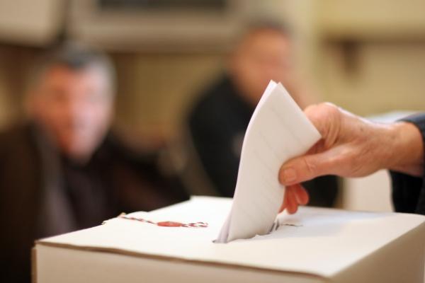 гласање избори