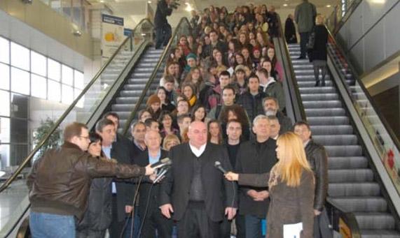 Poseta studenata Becu - Pomoravski upravni okrug 04.03.2013.god.
