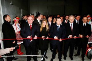 """Свечано отварање Италијанске фабрике """"Andrea konfеkcioni"""""""