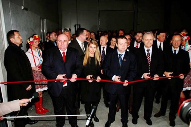 """Svečano otvaranje italijanske fabrike """"Andrea konfekcioni"""""""