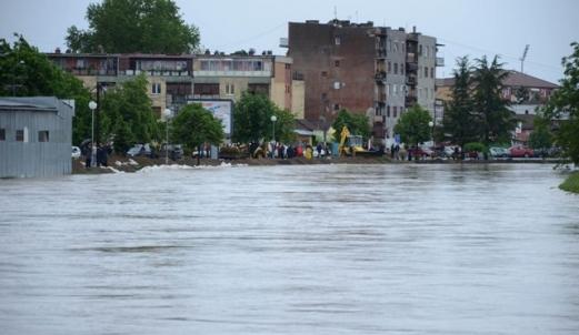 Poplave u Pomoravlju - sl. 1 - maj 2014. godine - Pomoravski upravni okrug