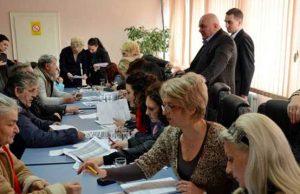 Мартовски пријем грађана - Поморавски управни округ