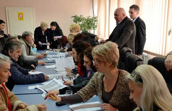 Martovski prijem građana - Pomoravski upravni okrug