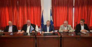 Delegacija Skupštine grada Jagodina na prijemu u Privrednoj komori grcke regije Pieria