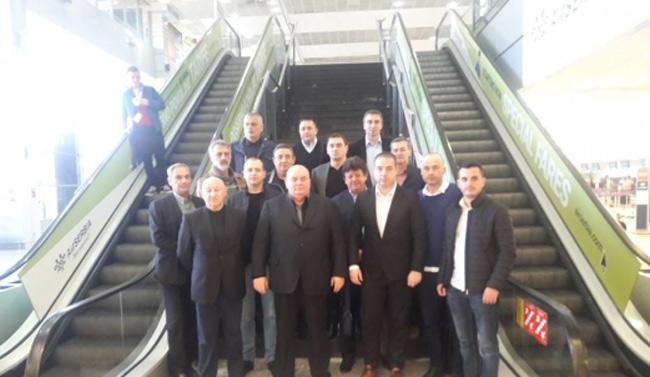 Привредно политичка делегације града Јагодине у пости Турској