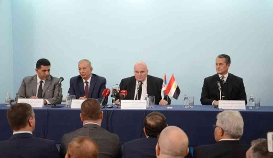 Delegaciju iz Egipta u poseti Jagodini sl. 5