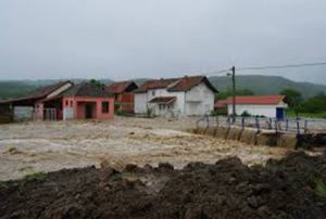 Поплављен Рековац - мај 2014. године