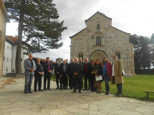 Начелници 13 српских округа посетили Косово - Поморавски управни округ