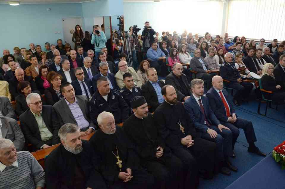 Свечана седница Скупштине града Јагодина - 17.10.2017. год.